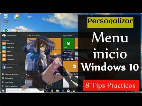 cambiar imagenes temas windows 10 9 trucos y consejos para personalizar windows 10 al m 225 ximo