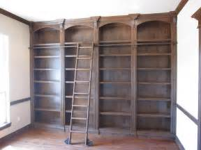 Bookcase Ladder Kit Rolling Library Ladders Storage And Organization By Custom Service Hardware Inc