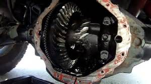 Dodge Ram Front End Problems Dodge Ram 1500 Exploded Rear Diff Mp4