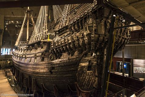 vasa ship museum vasa museum stockholm sweden