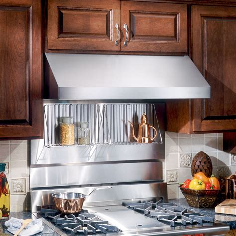 stainless steel range backsplash sears