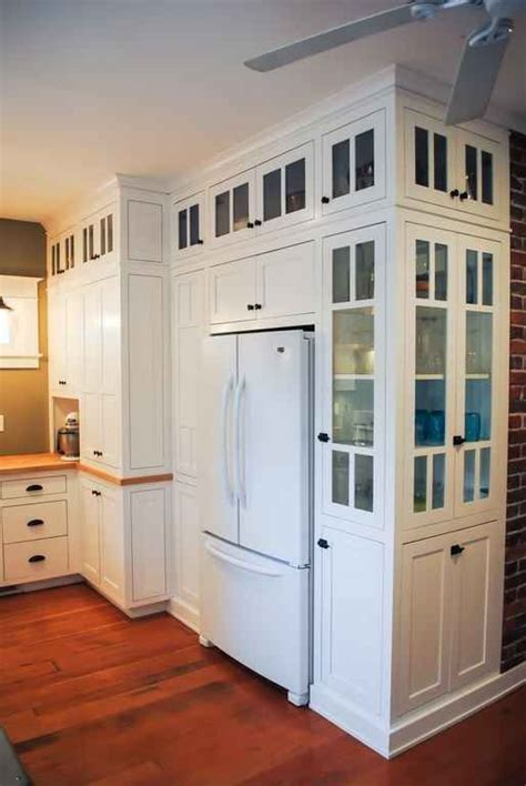 Wrap Around Kitchen Cabinets by These Cabinets And How They Wrap Around The