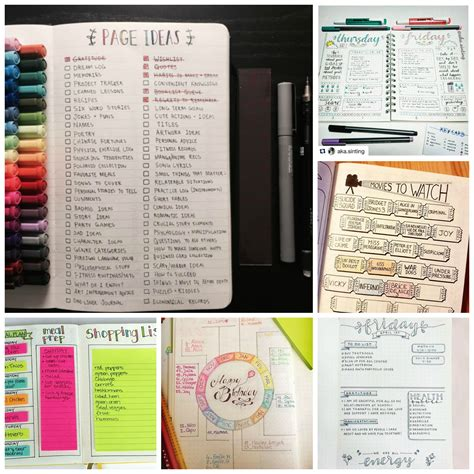how to bullet journal 15 bullet journal ideas 15 worthy concepts to inspire