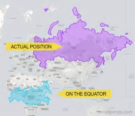 united states map with equator after seeing these 15 maps you ll never look at the world