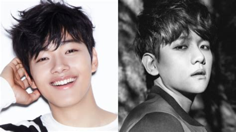 film exo baekhyun yeo jin goo and baekhyun respond to reports of them
