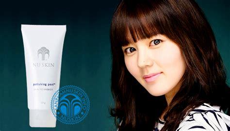 Krim Wajah Nu Skin jual polishing peel nu skin peeling wajah peeling baru produk makeup wajah murah