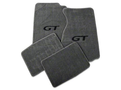 Mustang Gt Floor Mats by Lloyd Gray Mustang Gt Floor Mats 12172 99 04 All Free