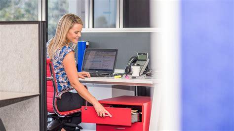 desks at keen office furniture get a standing ovation