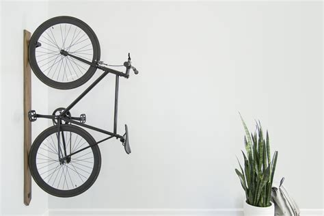 Bike Rack Styles by A Minimalist Bike Rack That Focuses On Style With Or