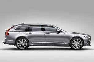 Volvo V 90 2016 Volvo V90 Leaks Ahead Of Geneva Motor Show Debut