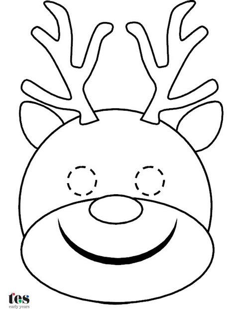 simple masks  christmas roleplay  storytelling