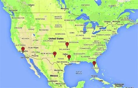walmart usa locations map jade helm walmart and underground bases
