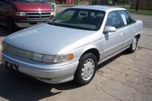 Picture of 1995 mercury sable 4 dr gs sedan exterior