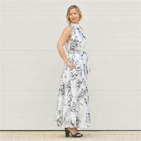 dress pattern neck high neck dress pattern archives rebecca page