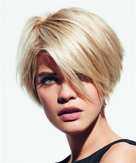 collections of hairstyles for 2017 ukhairdressers a short blonde hairstyle from the sublime forever