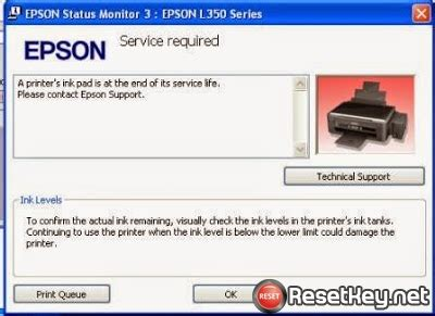 l800 resetter key how to avoid epson l800 waste ink counters overflow wic
