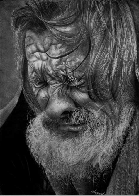 Realistic Pencil Portraits by Laura Kordíková   Young Drawings