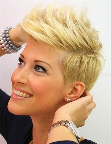 very short punk asymmetrical hairstyles for women on pinterest short hairstyles short punk hairstyle for women trendy