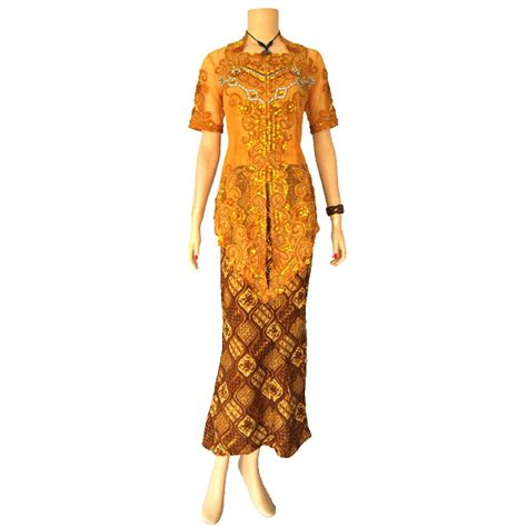 Atasan Kebaya Kode Fl 315 kebaya batik bat1k subroto toko on line