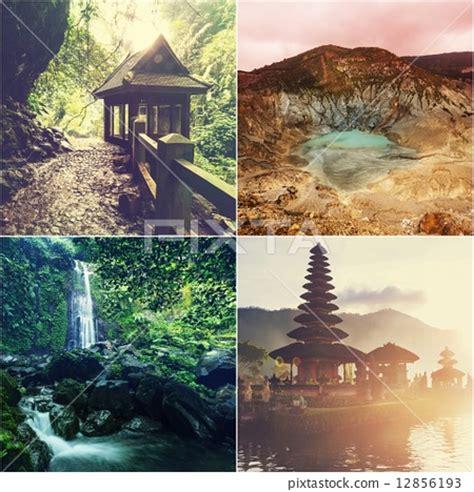 Collagen Indonesia indonesia collage 图库照片 12856193 pixta