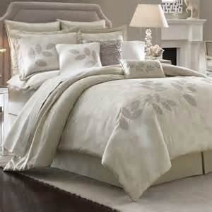 Macys Duvets Platinum Leaf Bedding By Lenox Bedding For The Home