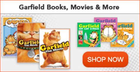 garfield feeds his his 64th book books garfield comic on gocomics