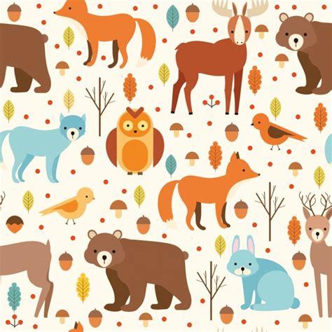pattern animal vector animals pattern design vector premium download