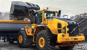 Volvo Wheel Loader Used Volvo L220h Wheel Loaders Year 2015 For Sale