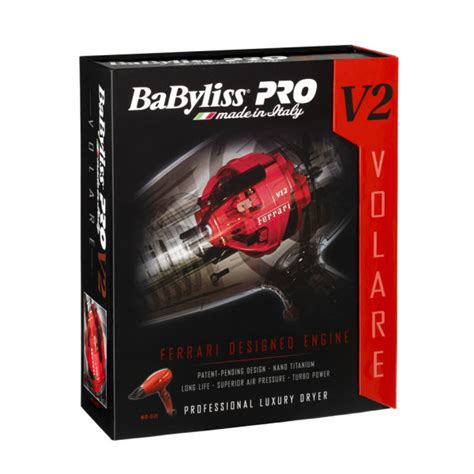 Babyliss Pro Hair Dryer Volare V2 babyliss pro volare v2 compact dryer hq hair