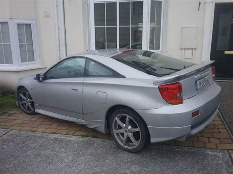 2001 Toyota Celica Mpg 2001 Toyota Celica Nct March 2017 For Sale In Portlaoise
