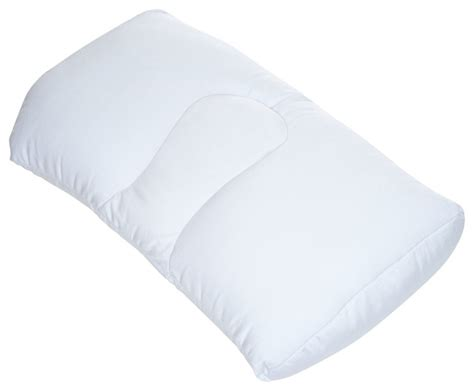 microbead bed pillow cumulus microbead pillow traditional bed pillows by