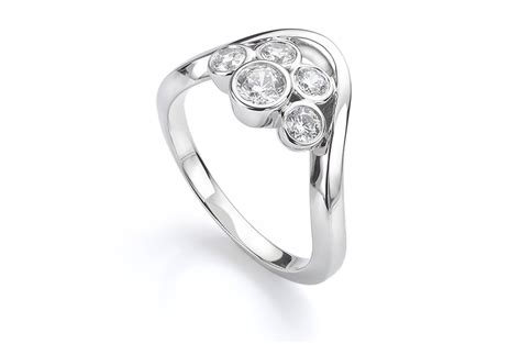 choosing the best clarity for an engagement ring