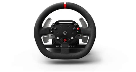 volante catz volant catz feedback racing wheel pour xbox one