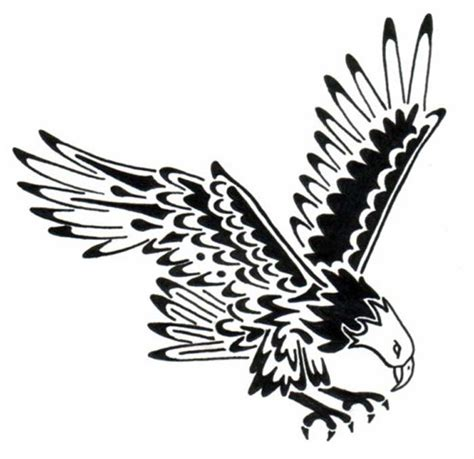eagle wings tattoo clipart best