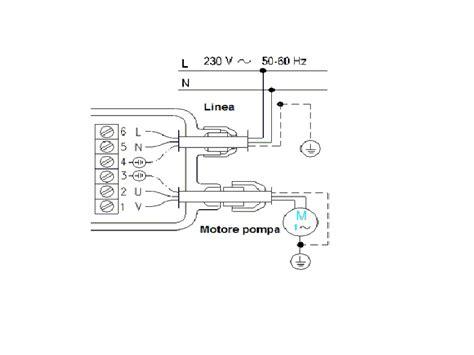 Pressostato Autoclave Collegamento Elettrico by Press E Pressostati Presscontrol Regolatore