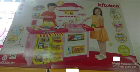 Sale Kitchen Set Koper Mainan Anak kitchen set mainan