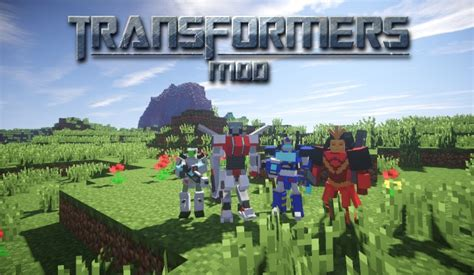 download game transformers mod 1 7 10 transformers mod installer