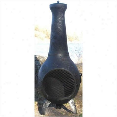 chiminea replacement chimney caluco mirabella sunbrella single chaise lounge cushions