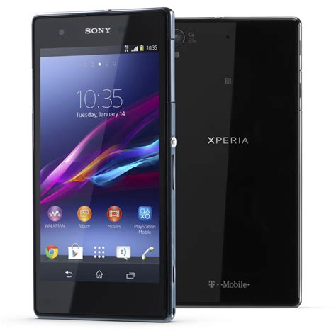 mobile new sony xperia z1s splashes down on t mobile