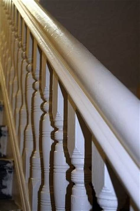 how to paint stair banisters railings 17 best ideas about stair banister on pinterest stairs bannister ideas and banister