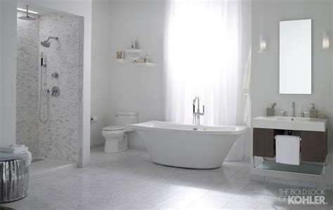 kohler bathroom design modern minimalist bathroom transitional bathroom