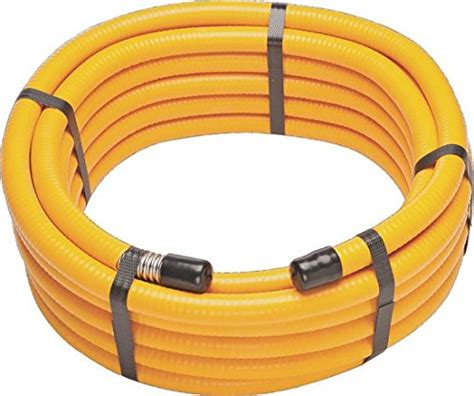 Gas Pipe L by Pro Flex Csst Gas Pipe 1 2 Quot X 75 659518003005