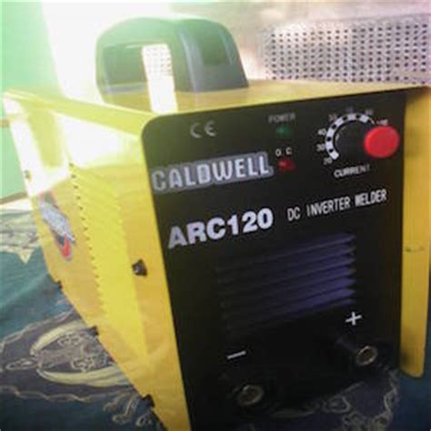Mesin Las Prohex inverter mesin las caldwell arc 120
