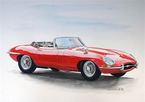 classic cars drawings autozeichnung car drawing classic cars jaguar bmw mercedes
