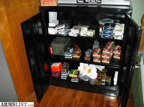 ammo cabinet for sale armslist for sale locking ammo cabinet