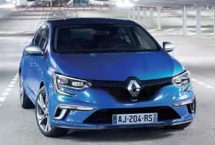 2016 Renault Megane Official 2016 Renault Megane Facelift