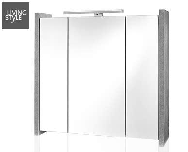 spiegelschrank kaufland living style spiegelschrank mit led beleuchtung im angebot