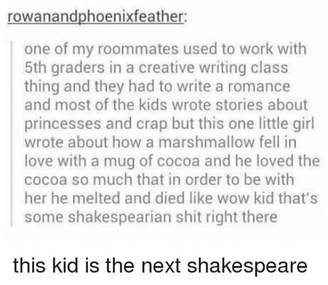 T And Coco To Write Relationship Guide by 25 Best Memes About Creative Writing Creative Writing Memes