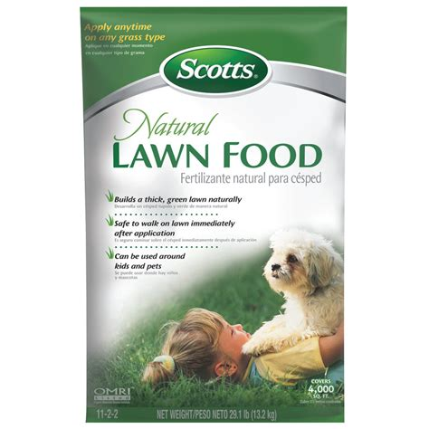 shop scotts 4000 sq ft all season organic lawn