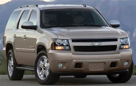 old car manuals online 2008 chevrolet tahoe electronic throttle control 2010 chevy tahoe suv review